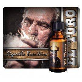Pack de 10 flacons 10ml - E-liquide Cigarillo Brasileiro (El Toro Fusion)