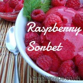 Arôme Raspberry Sorbet 30ml (vampire vape)