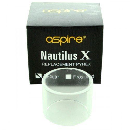 Tube pyrex pour Nautilus X (Aspire)
