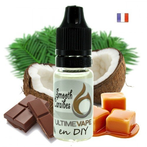 Arôme Smooth Caraibes (UltimeVape)