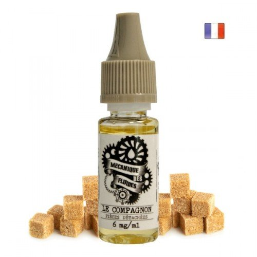 E-Liquide Le Compagnon 10ml (Mécanique des Fluides)