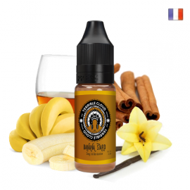 E-liquide Banana Stard (Terrible Cloud)