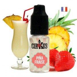 E-Liquide Piña Fraise (Authentic Cirkus)