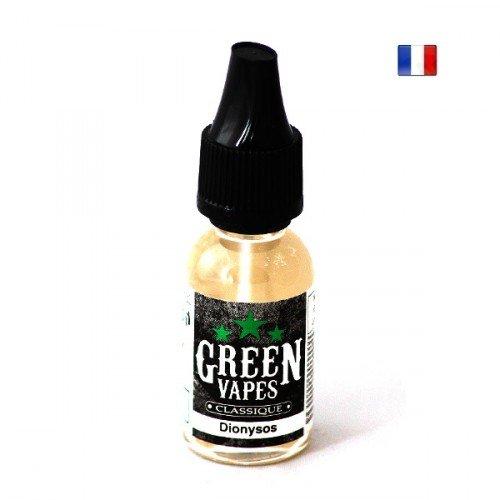 E-liquide Dionysos (Green Vapes)