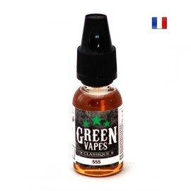 E-liquide 555 (Green Vapes)