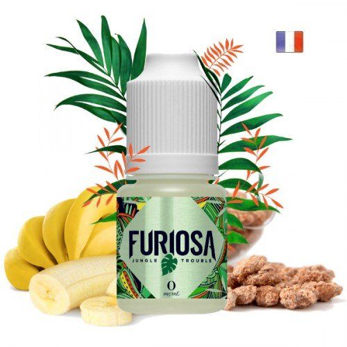 E-liquide Jungle Trouble (Furiosa)