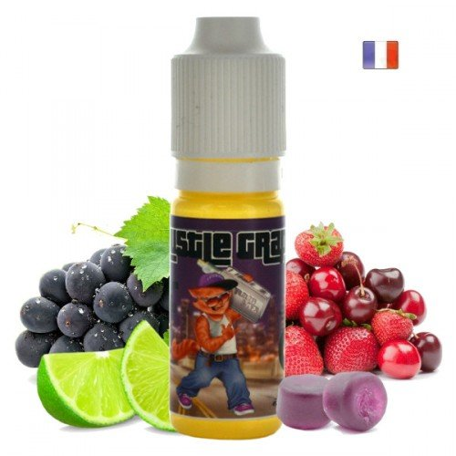 E-Liquide Hustle Grape 10ml (Fuug Life)