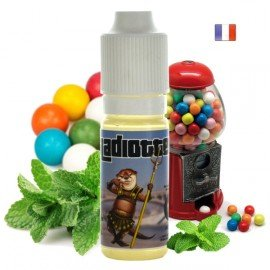 E-Liquide Gladiotter 10ml (Fuug Life)