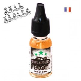 E-liquide Lemon Cake FV (Green Vapes)