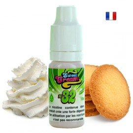 E-Liquide Sweet Cream N°32 (Eliquid France)