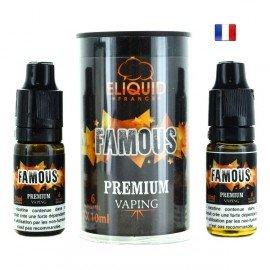 E-Liquide Famous (Eliquid France)