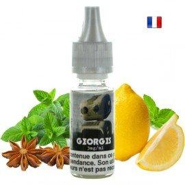 E-Liquide Georges (Mécanique des Fluides)