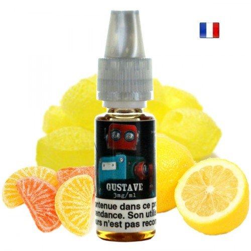 E-Liquide Gustave (Mécanique des Fluides)