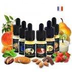 Pack 6 e-liquides Le Vaporium