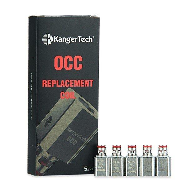 Résistance OCC V2 Verticale pour Kanger Subtank