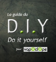 Guide e-liquides DIY cigarette electronique